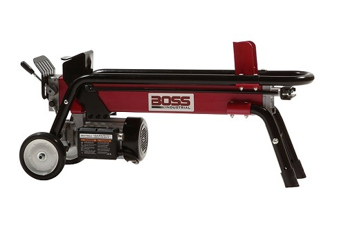 Boss Industrial Electric Log Machine