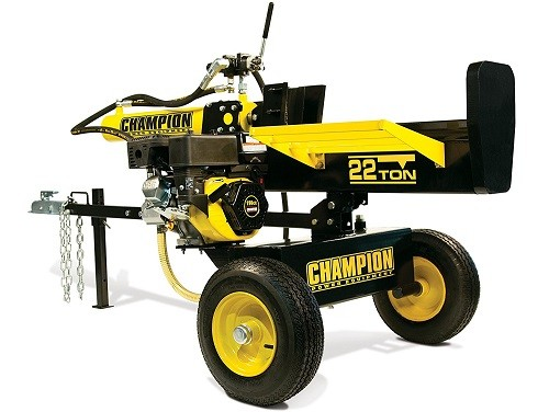 Champion 22 Ton Performance Gas Powered Log Splitter