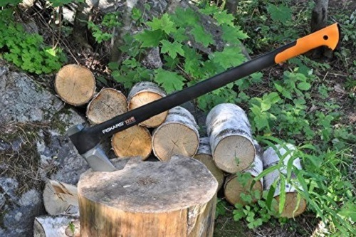 log splitter log