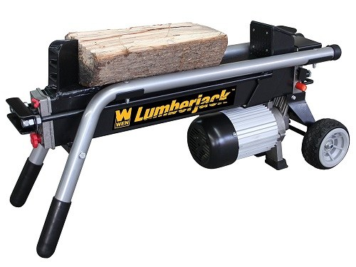 Single Wen Lumberjack Electric Log Splitter