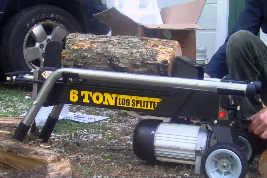 WEN 56206 Electric Log Splitter Review