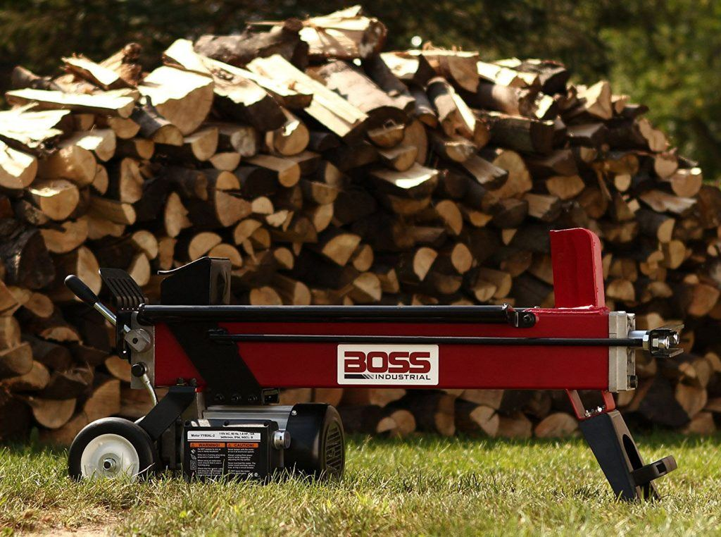 Best Electric Wood Splitter Reviews for 2017