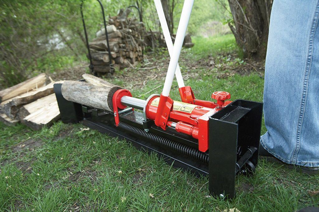 Best Hydraulic Log Splitter