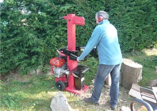 Best Petrol Log Splitter